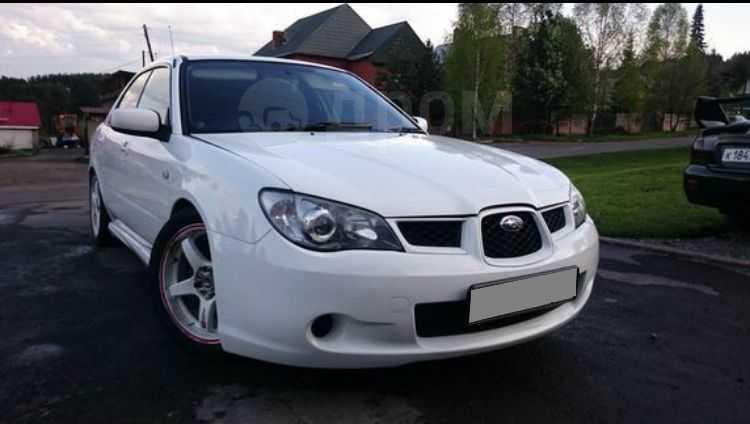 Subaru Impreza, 2005 год, 330 000 руб.