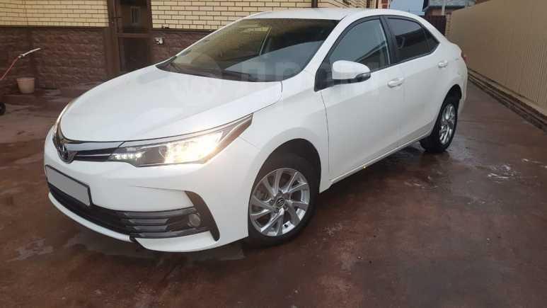 Toyota Corolla, 2016 год, 845 000 руб.