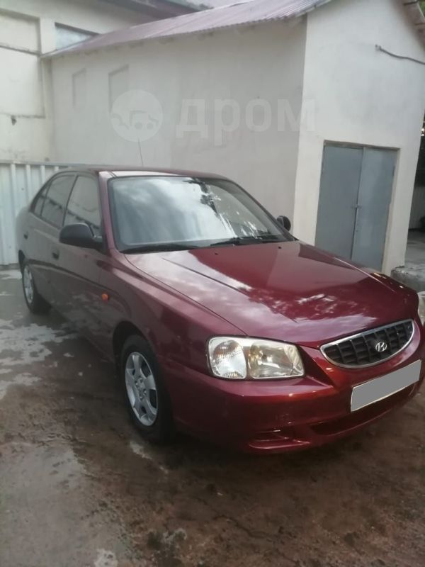 Hyundai Accent, 2010 год, 280 000 руб.