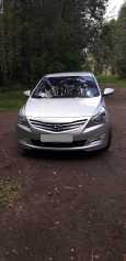 Hyundai Solaris, 2016 год, 620 000 руб.