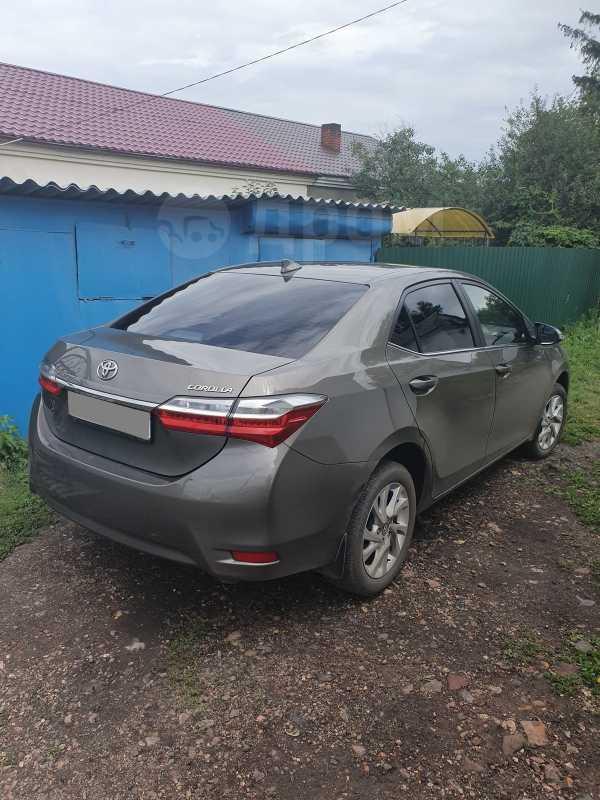Toyota Corolla, 2017 год, 1 270 000 руб.