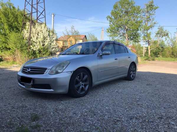 Nissan Skyline, 2001 год, 325 000 руб.