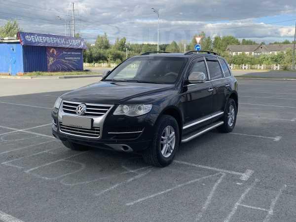 Volkswagen Touareg, 2008 год, 700 000 руб.