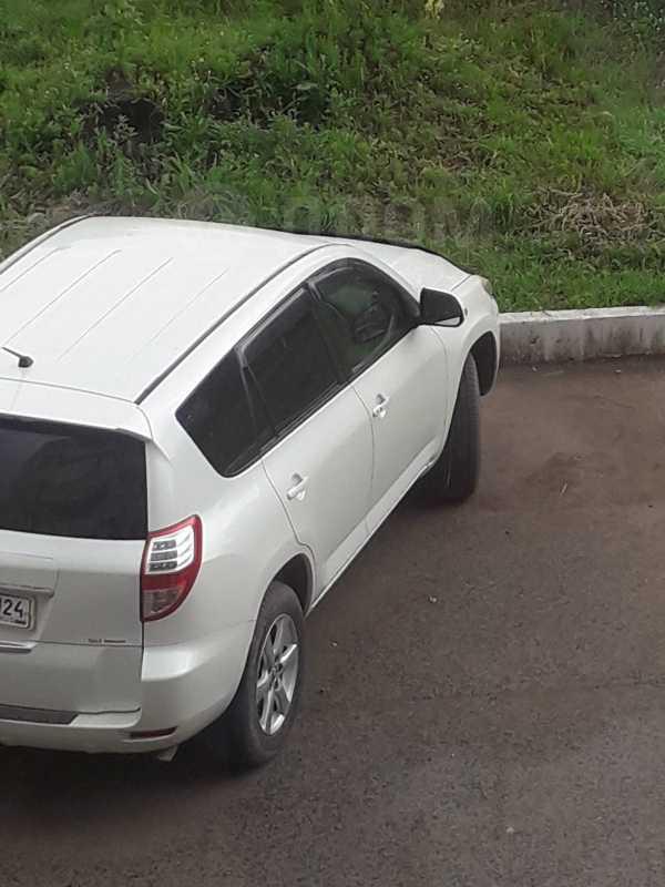 Toyota Vanguard, 2008 год, 780 000 руб.
