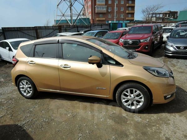 Nissan Note, 2017 год, 810 000 руб.