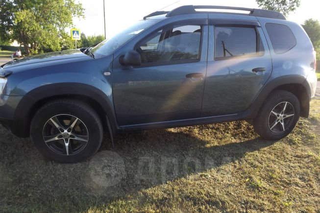 Renault Duster, 2014 год, 677 000 руб.