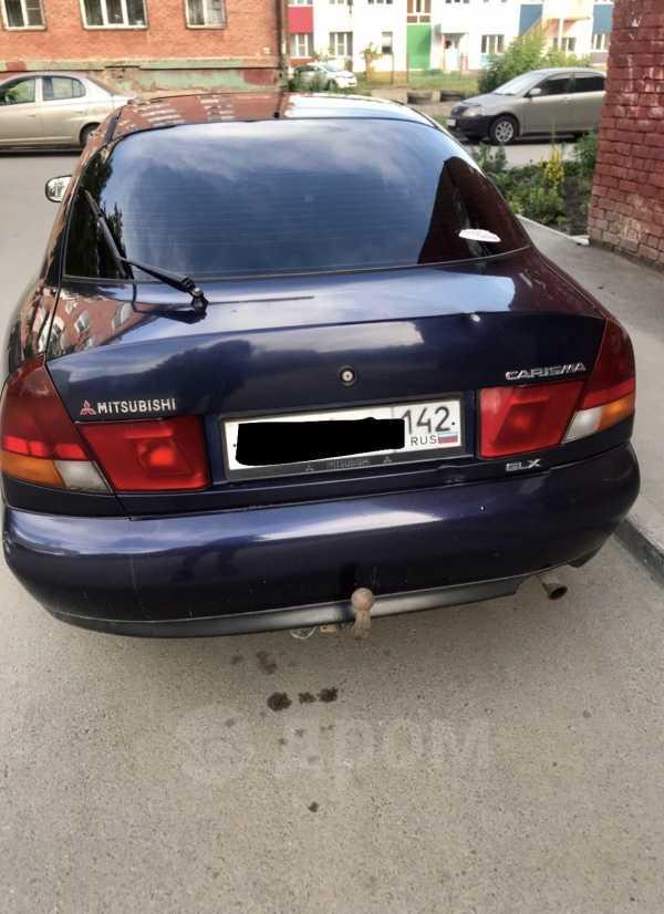 Mitsubishi Carisma, 1995 год, 185 000 руб.