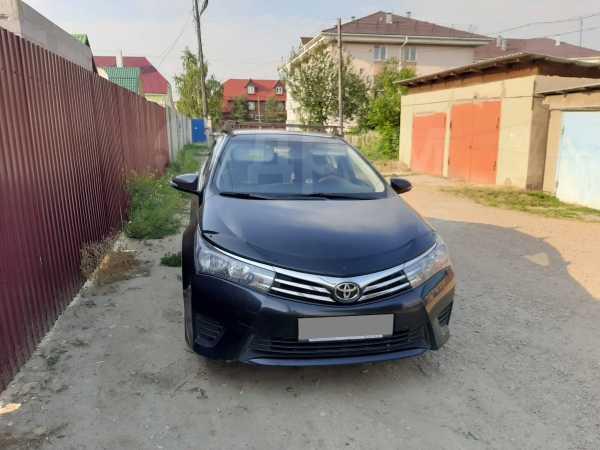 Toyota Corolla, 2013 год, 830 000 руб.
