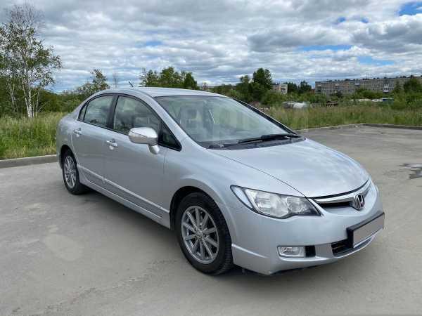 Honda Civic, 2008 год, 380 000 руб.