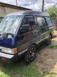 Nissan Vanette, 1989 год, 91 000 руб.