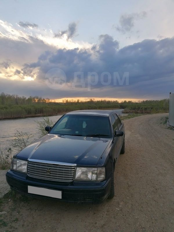 Toyota Crown, 1998 год, 190 000 руб.