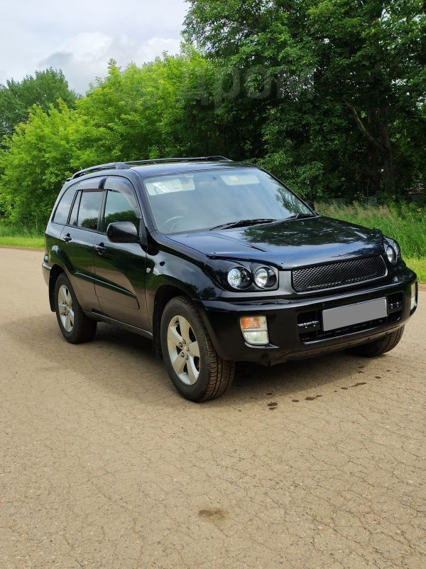 Toyota RAV4, 2000 год, 480 000 руб.