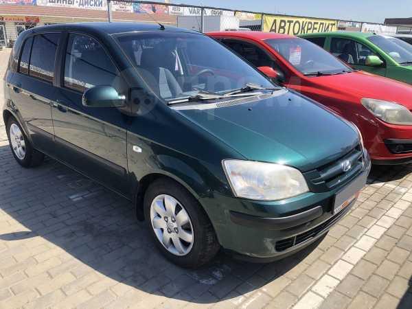 Hyundai Getz, 2004 год, 260 000 руб.