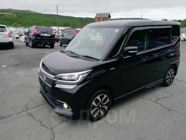 Suzuki Solio, 2017 год, 740 000 руб.