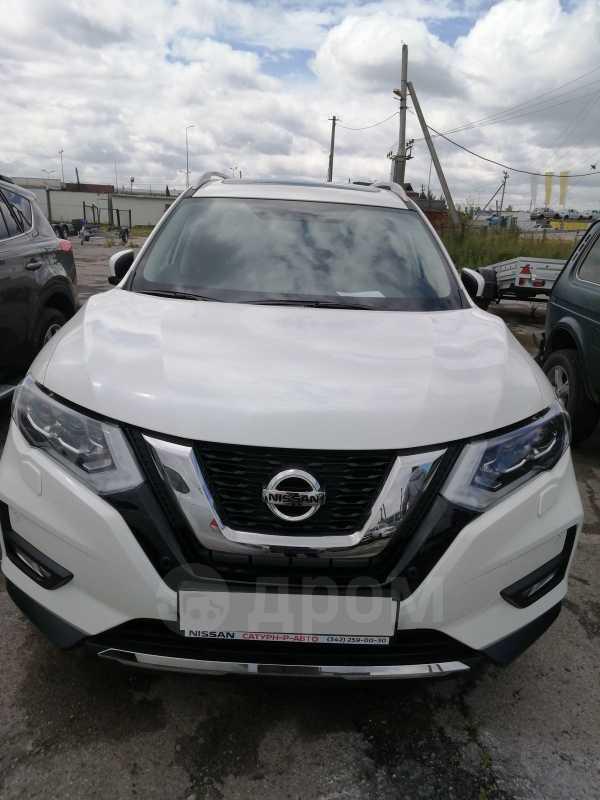 Nissan X-Trail, 2019 год, 1 770 000 руб.