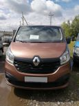 Renault Trafic, 2016 год, 1 380 000 руб.