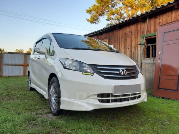 Honda Freed, 2010 год, 580 000 руб.