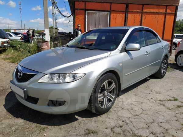 Mazda Mazda6, 2005 год, 319 000 руб.