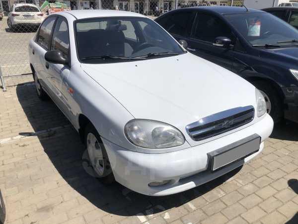Chevrolet Lanos, 2008 год, 199 000 руб.