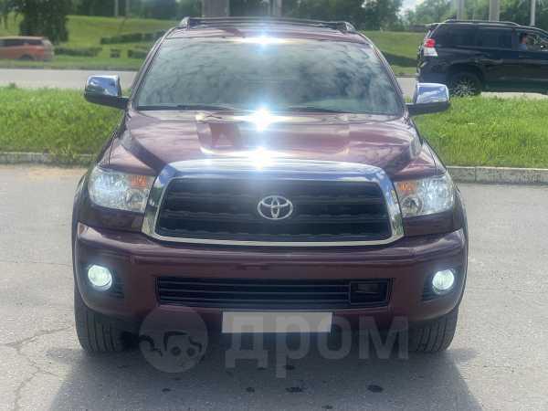 Toyota Sequoia, 2012 год, 2 500 000 руб.