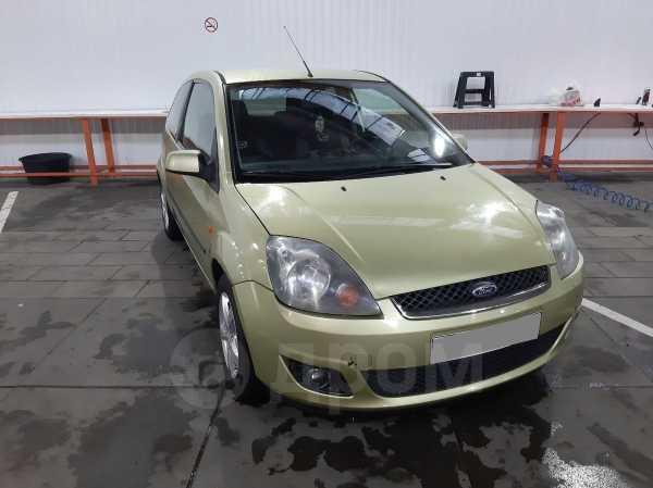 Ford Fiesta, 2006 год, 213 000 руб.