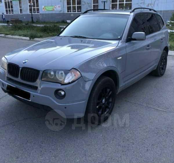 BMW X3, 2004 год, 400 000 руб.