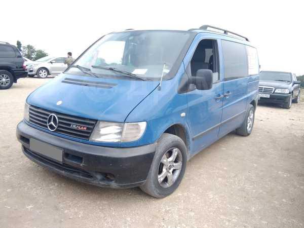 Mercedes-Benz Vito, 2002 год, 465 000 руб.