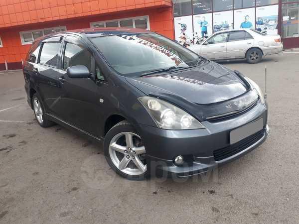 Toyota Wish, 2004 год, 545 000 руб.