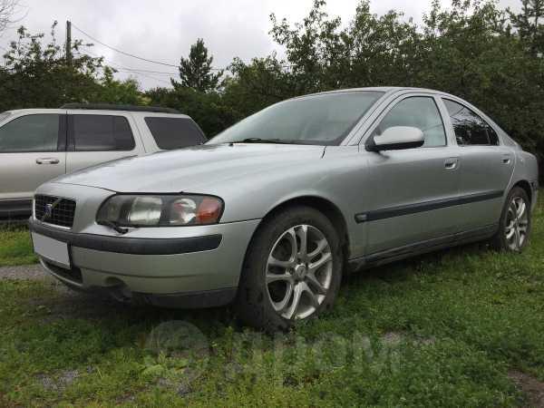 Volvo S60, 2002 год, 225 000 руб.