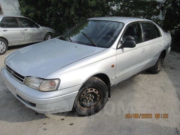 Toyota Carina E, 1996 год, 160 000 руб.