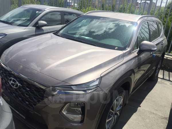 Hyundai Santa Fe, 2020 год, 2 654 000 руб.