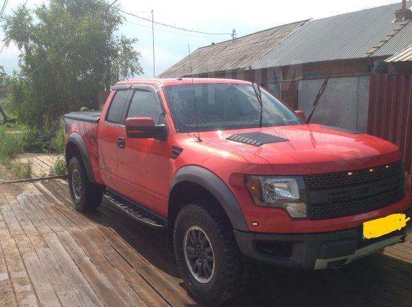 Ford F150, 2010 год, 2 200 000 руб.