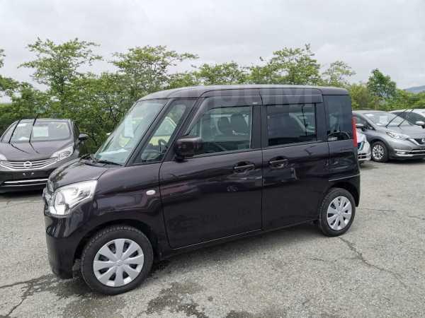 Suzuki Spacia, 2017 год, 395 000 руб.
