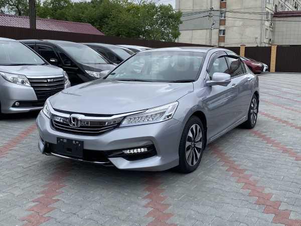 Honda Accord, 2017 год, 1 510 000 руб.