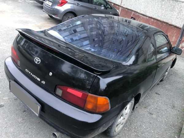 Toyota Cynos, 1992 год, 105 000 руб.