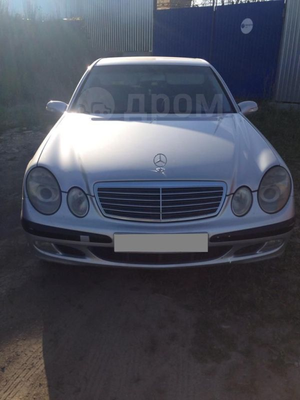 Mercedes-Benz E-Class, 2002 год, 420 000 руб.