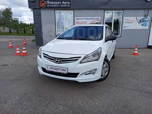 Hyundai Solaris, 2014 год, 459 000 руб.