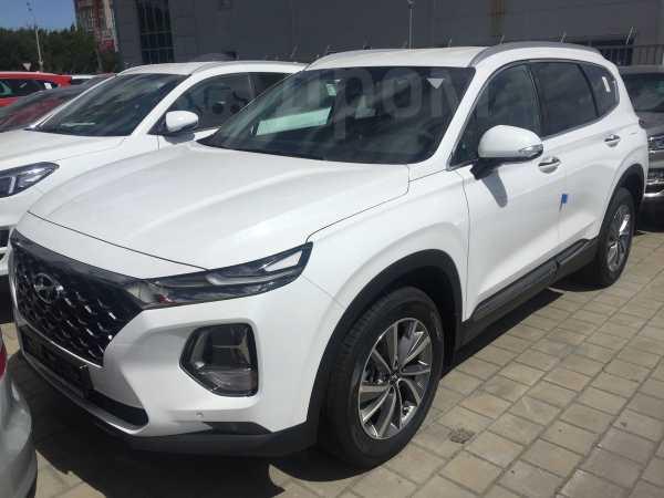 Hyundai Santa Fe, 2020 год, 2 589 000 руб.