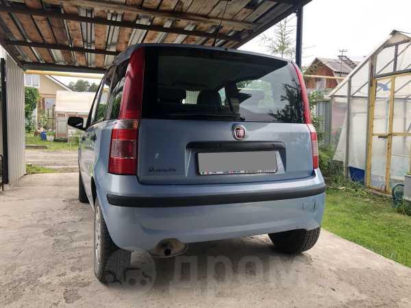 Fiat Panda, 2008 год, 200 000 руб.