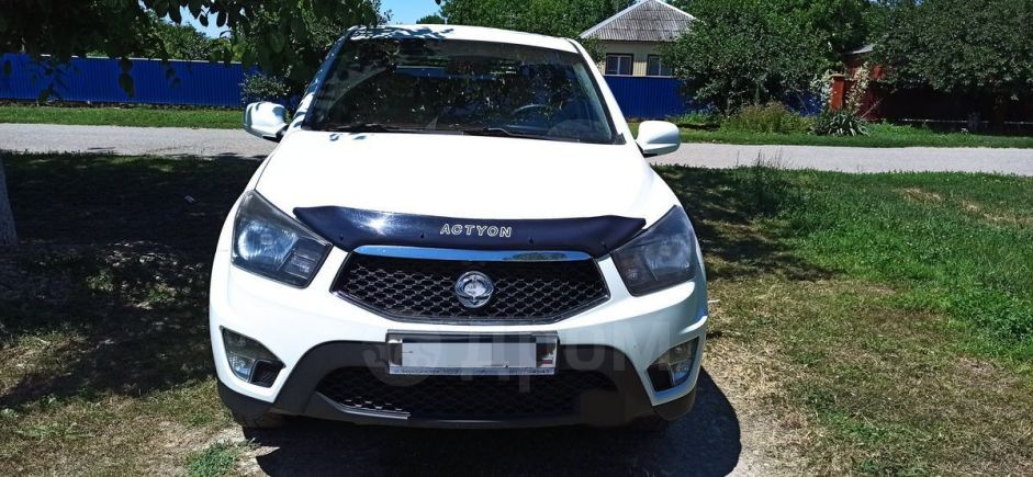 SsangYong Actyon Sports, 2012 год, 670 000 руб.