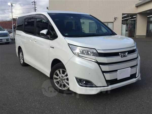 Toyota Noah, 2019 год, 1 420 000 руб.