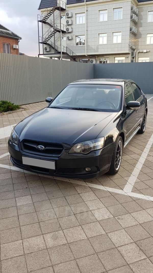 Subaru Legacy, 2004 год, 370 000 руб.