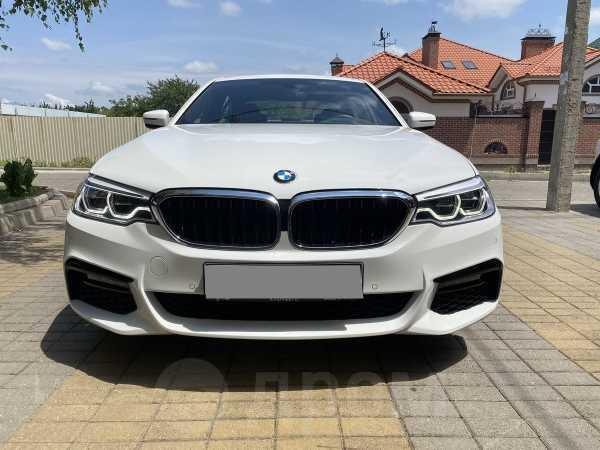 BMW 5-Series, 2019 год, 3 600 000 руб.