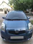 Toyota Yaris, 2008 год, 495 000 руб.