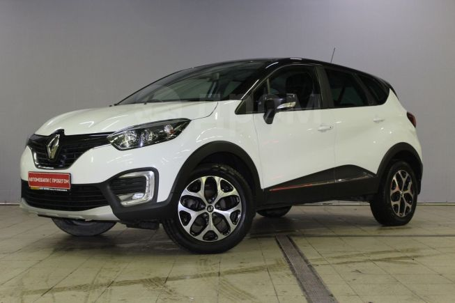 Renault Kaptur, 2016 год, 689 000 руб.