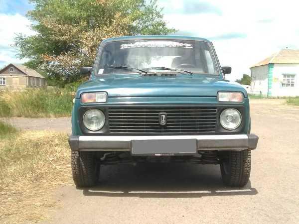 Лада 4x4 2121 Нива, 1998 год, 140 000 руб.