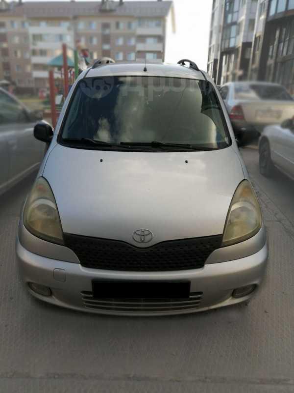Toyota Yaris Verso, 2001 год, 300 000 руб.