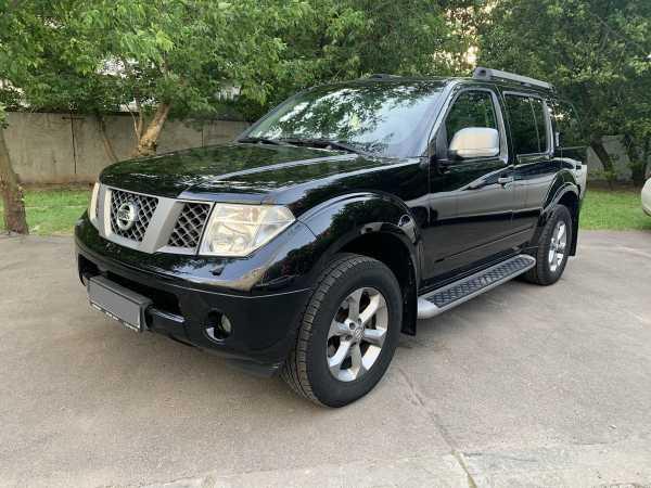 Nissan Pathfinder, 2008 год, 845 000 руб.