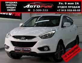 Красноярск Hyundai ix35 2015