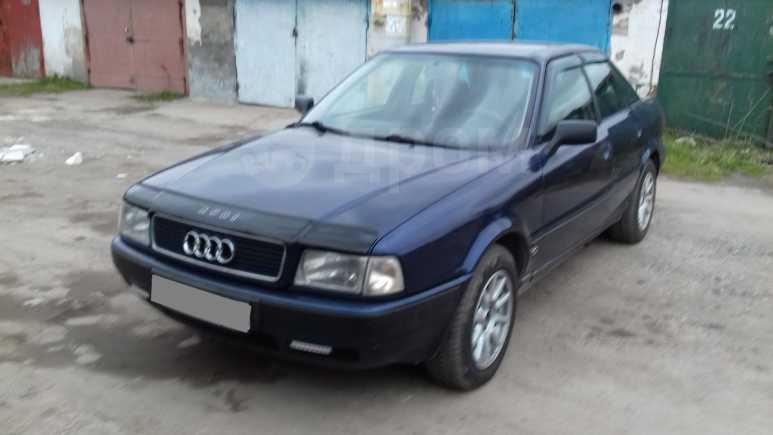 Audi 80, 1991 год, 170 000 руб.
